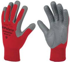 MADGRIP Pro Palm Gloves - Red