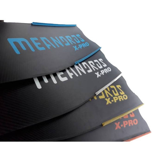 Meandros X-Pro Carbon Fin Blades (Pair) - Medium Hard