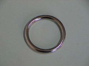 Stainless Round Ring 50mm