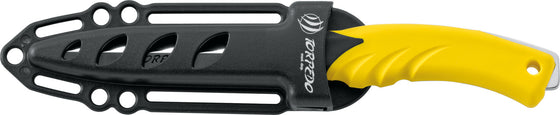 OBD Torpedo Knife Black & Yellow 11cm