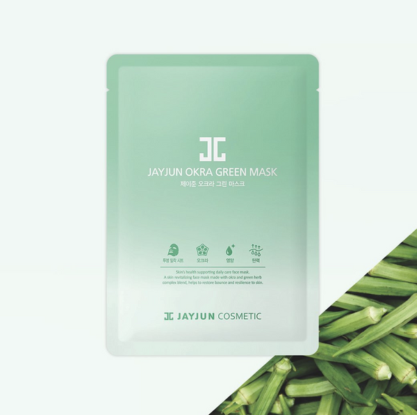 OKRA Mask - Amazon Hot New Releases #1-JAYJUN Cosmetic US