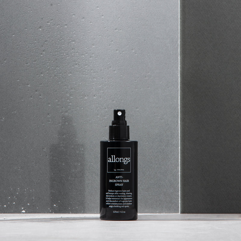allongs Anti-Ingrown Hair Spray