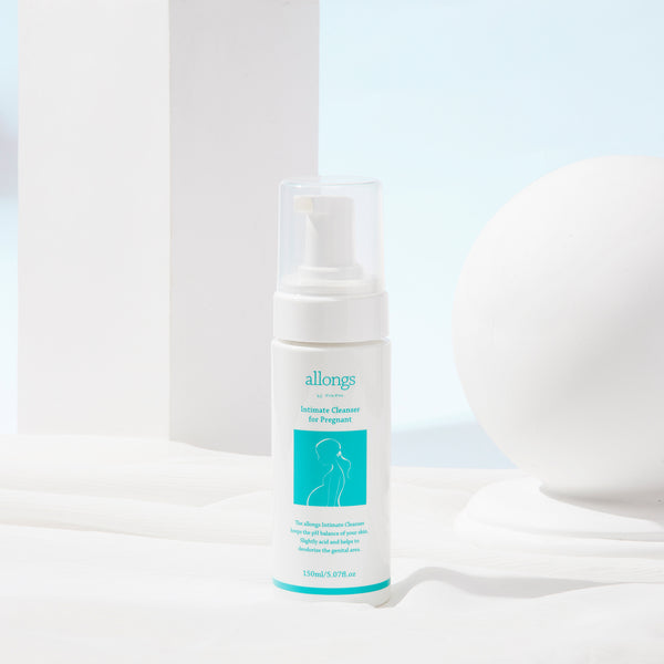 allongs Intimate Cleanser for Pregnant