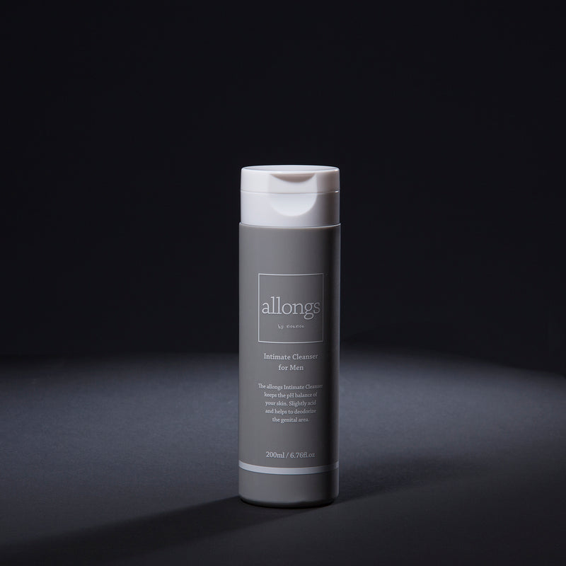 allongs Intimate Cleanser for Men