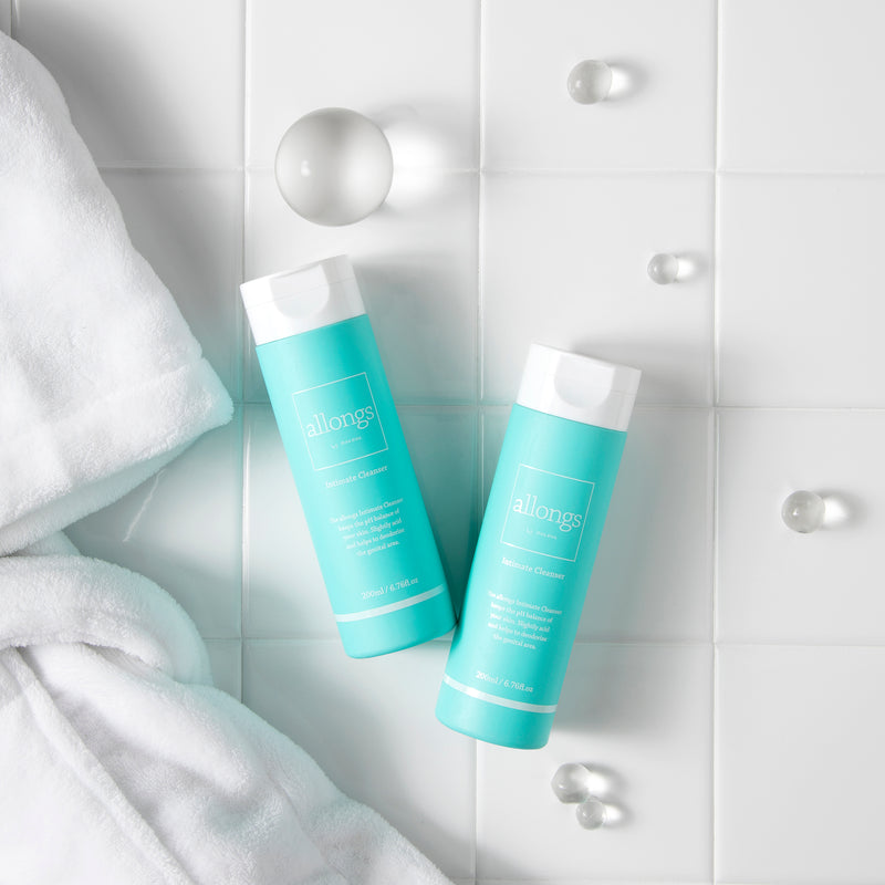 allongs Intimate Cleanser
