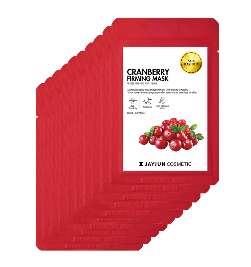 Cranberry Firming Mask