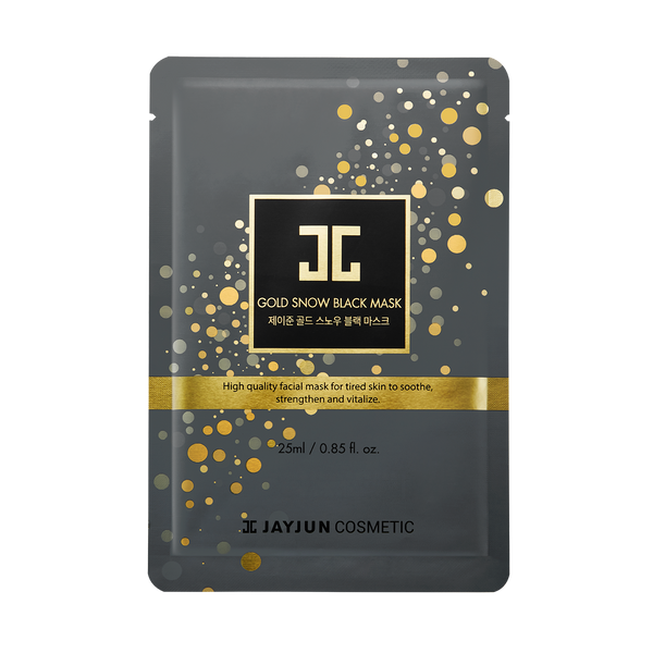 GOLD SNOW BLACK MASK-JAYJUN Cosmetic US