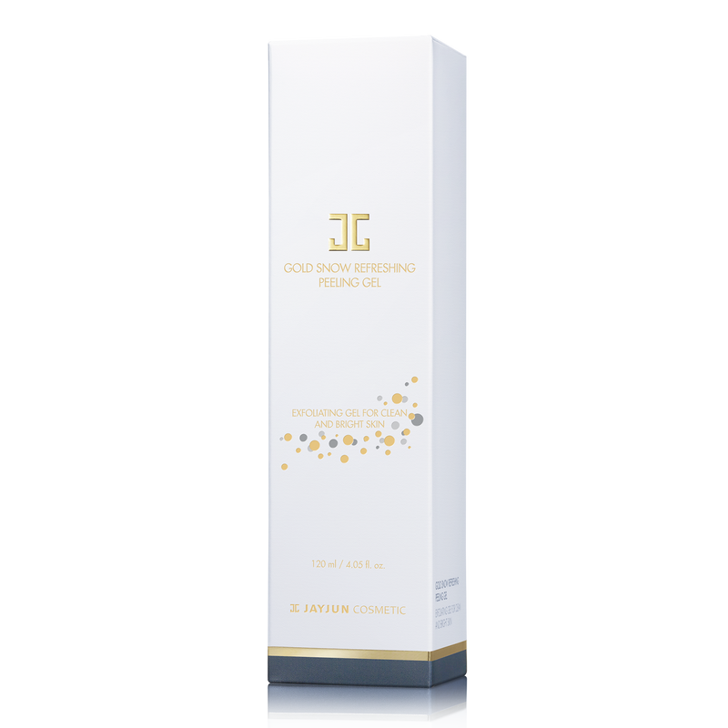 GOLD SNOW REFRESHING PEELING GEL-JAYJUN Cosmetic US