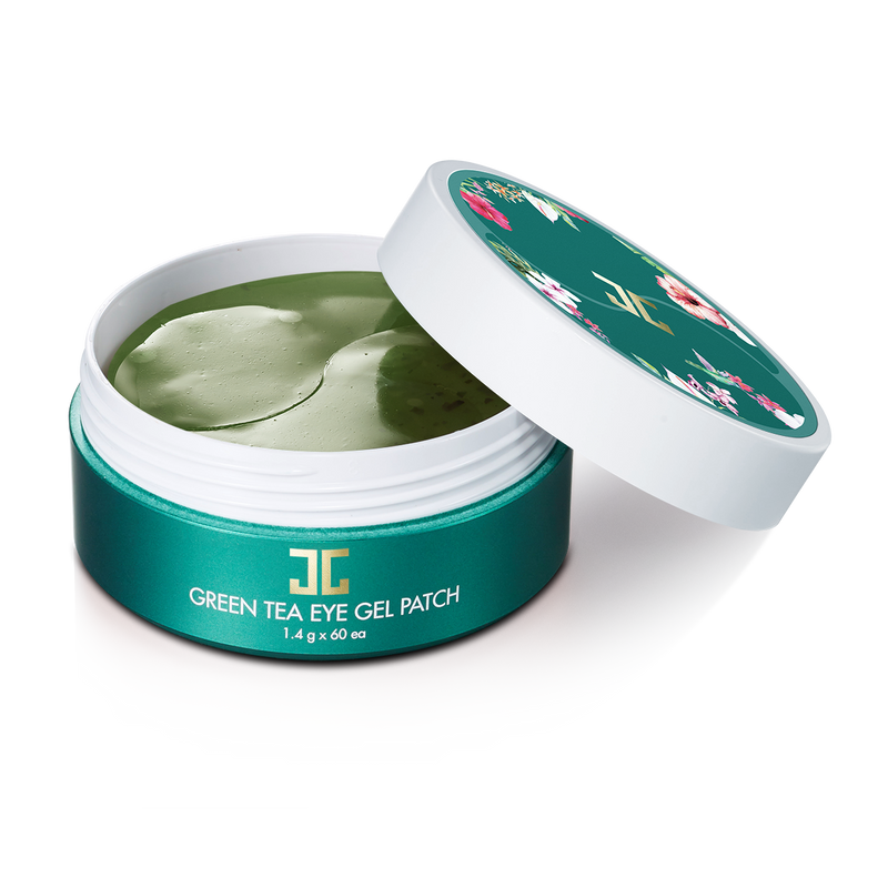 GREEN TEA EYE GEL PATCH (JAR)-JAYJUN Cosmetic US