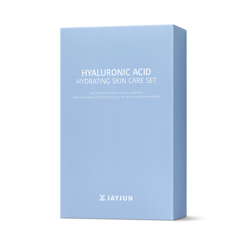 Hyaluronic Acid Hydrating Skin Care Set