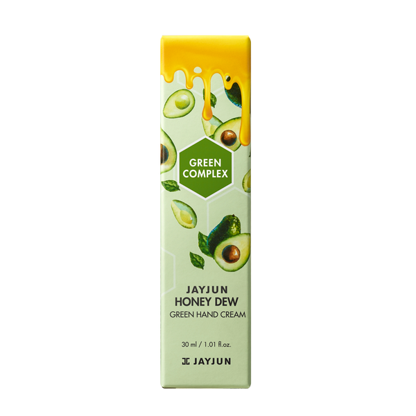 HONEY DEW GREEN HAND CREAM-JAYJUN Cosmetic US