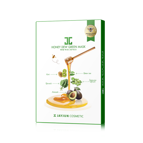 HONEY DEW GREEN MASK-JAYJUN Cosmetic US