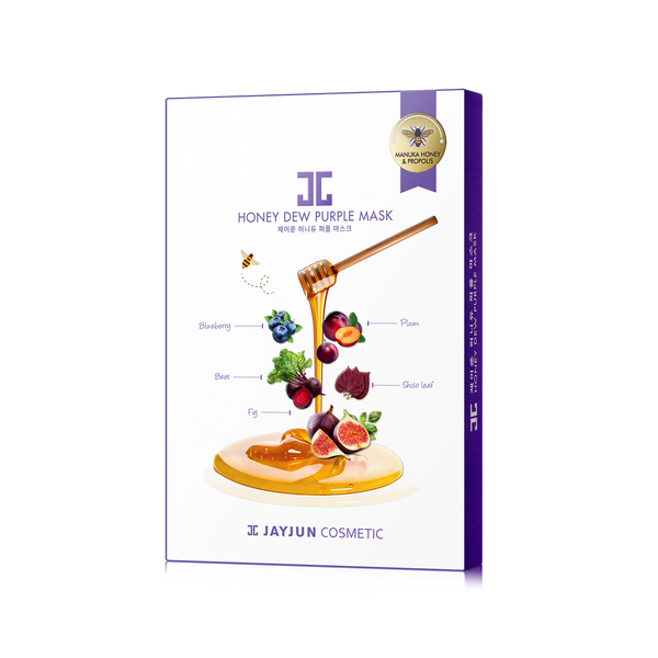 HONEY DEW PURPLE MASK-JAYJUN Cosmetic US