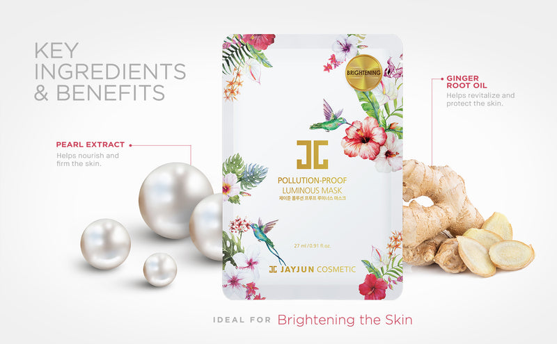 [SALE]  Pollution-Proof Luminous Mask