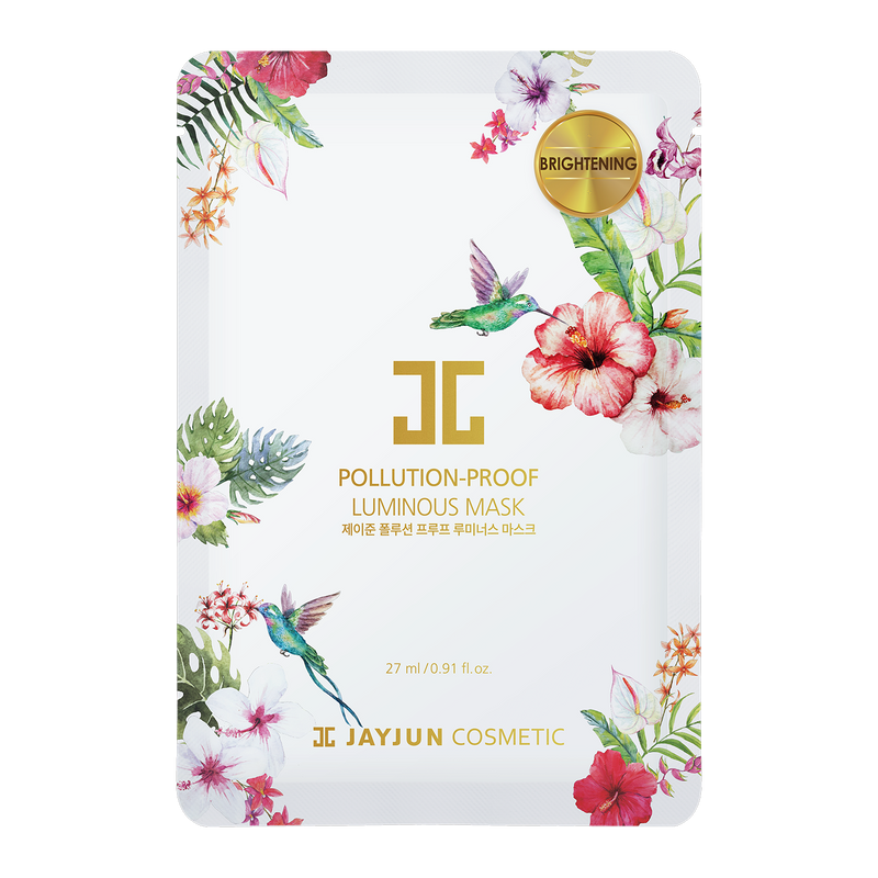 POLLUTION-PROOF LUMINOUS MASK-JAYJUN Cosmetic US