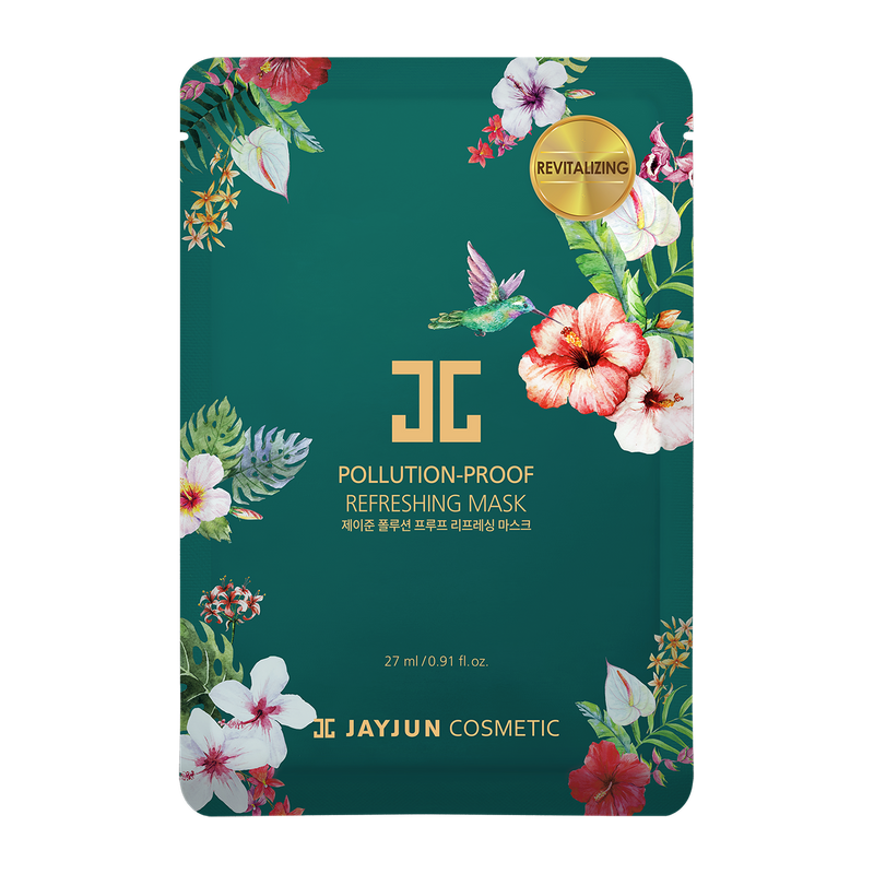 POLLUTION-PROOF REFRESHING MASK-JAYJUN Cosmetic US