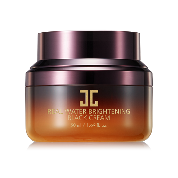 REAL WATER BRIGHTENING BLACK CREAM-JAYJUN Cosmetic US