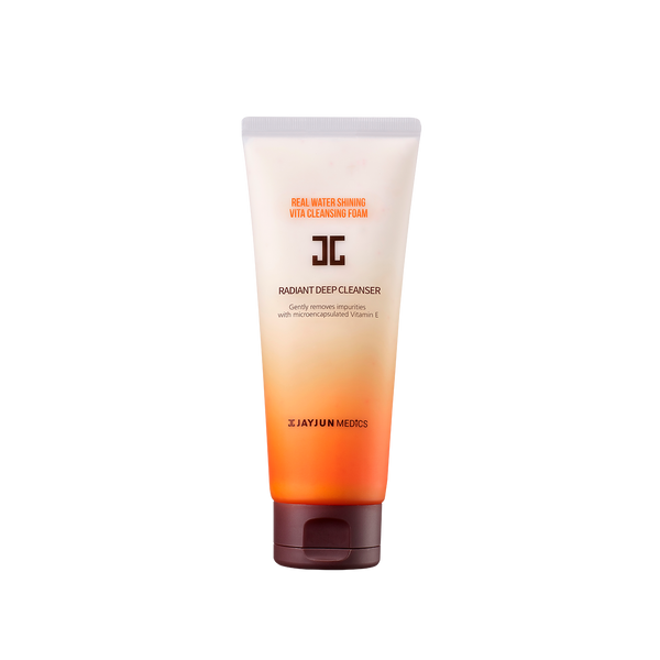 REAL WATER SHINING VITA CLEANSING FOAM-JAYJUN Cosmetic US