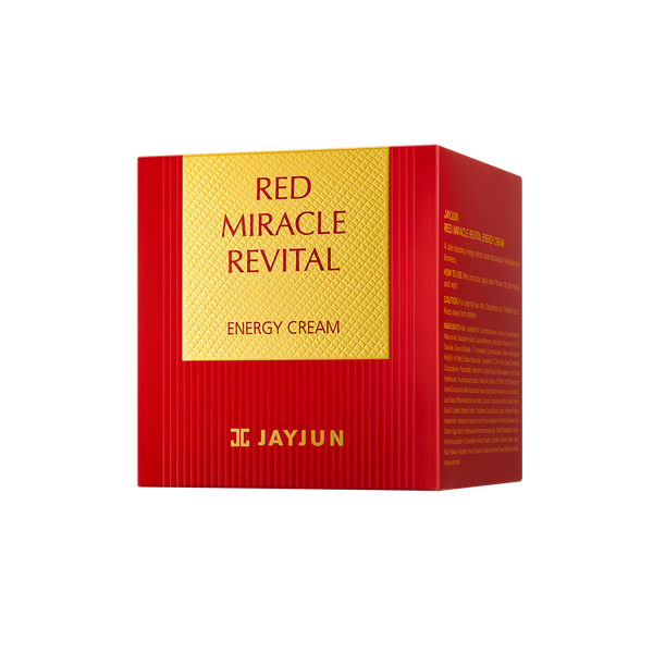 RED MIRACLE REVITAL ENERGY CREAM-JAYJUN Cosmetic US