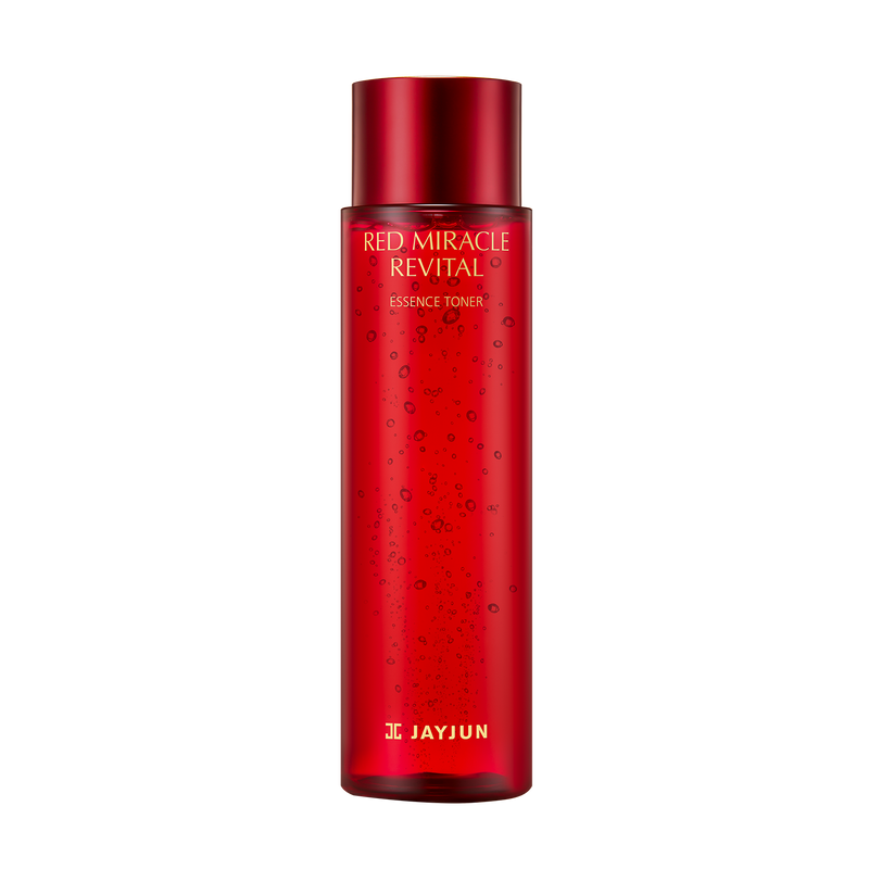 RED MIRACLE REVITAL ESSENCE TONER-JAYJUN Cosmetic US