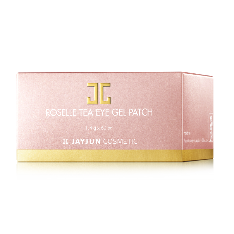 ROSELLE TEA EYE GEL PATCH (JAR)-JAYJUN Cosmetic US