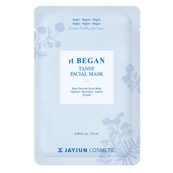 IT BEGAN TANSY FACIAL MASK-JAYJUN Cosmetic US