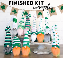 Load image into Gallery viewer, DIY Mystery St. Patrick's Day Gnome Kit - NO SEW