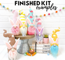 Load image into Gallery viewer, Mystery Easter Bunny Gnome Kit - SEW AT HOME