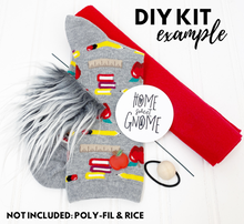 Load image into Gallery viewer, DIY Teacher Gnome Kit - SEW AT HOME - 1020