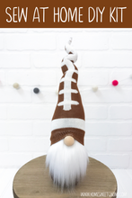 Load image into Gallery viewer, DIY Football Gnome - SEW AT HOME