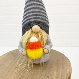 "2"" Felted Candy Corn"