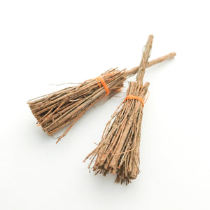 "3.25"" Wood Broom - 2 pack"