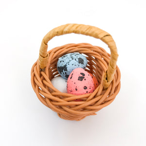 "2.5"" Easter Egg Basket"