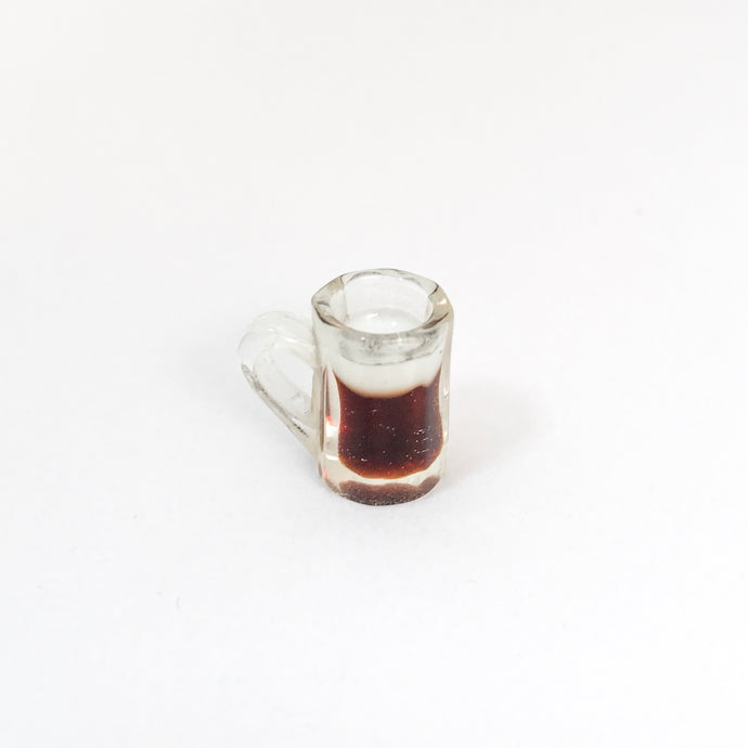 Miniature Plastic Root Beer Mug