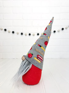 DIY Teacher Gnome Making Kit - NO SEW KIT