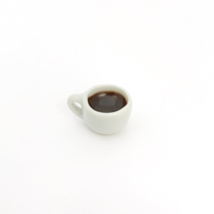 FULL - Dark Coffee White Mug