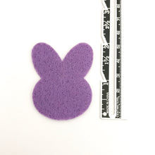 "Load image into Gallery viewer, Pre-cut 2"" Felt Bunnies Mixed 3 Pack"