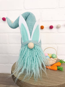 DIY Mystery Easter Bunny Gnome - NO SEW KIT