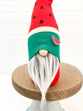 Load image into Gallery viewer, DIY Watermelon Gnome Making Kit - SEW AT HOME