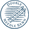 Double Needle Sewn