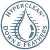 Hyperclean Down & Feathers