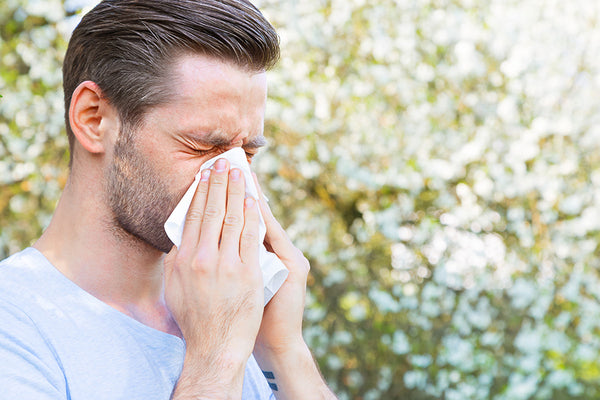 Tips for Reducing Spring Allergies