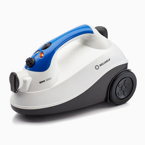 BRIO 225CC Steam Cleaner is compact and lightweight