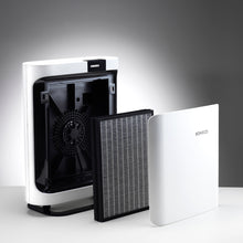 Load image into Gallery viewer, The P-400 Air Purifier Includes an Easy-to-Change Allergy Filter.