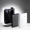 The P-400 Air Purifier Includes an Easy-to-Change Allergy Filter.