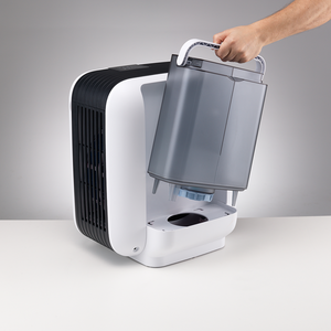 The Boneco H680 Air Purifier & Humidifier has an Easy to Fill Water Tank