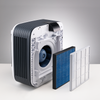 BONECO H680 Hybrid Filters are easy to change!