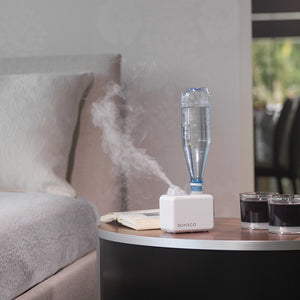 Mini Travel Humidifier is a Convenient Way to Add Moisture Anywhere!