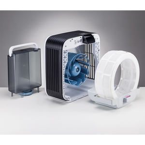 H680 Air Purifier / Humidifier Open Unit