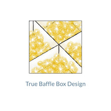 Load image into Gallery viewer, Pacific Coast Luxe Loft Feather Bed - True Baffle Box Design Keeps Down from Shifting